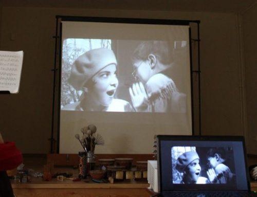 Ferienprojekt: Wir machen einen Stummfilm!