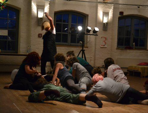 Theater-Workshop: Stimme & Körper beim Improvisieren