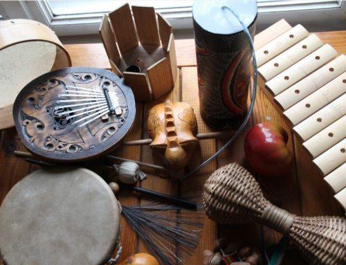 11.03. KlangImpulse: Unordnung & Struktur – Rhythmus