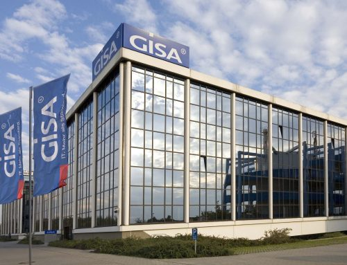 Rechnerspende! Danke an die GISA GmbH